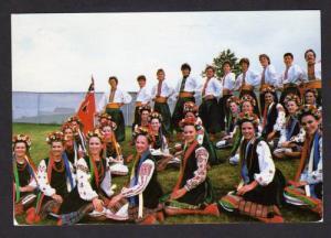 Zirka Ukrainian Dance Group DAUPHIN MANITOBA CANADA