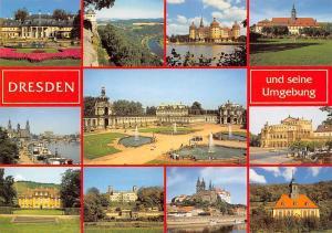 Dresden und Seine Umgebung multiviews Schloss Albrechtsberg Pillnitz Kirche