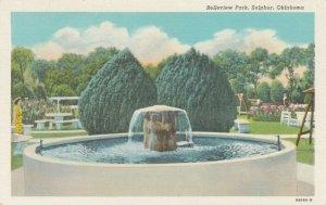 SULPHUR, Oklahoma , 1910-20s ; Belleview Park