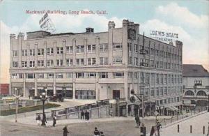 California Long Beach Markwell Building