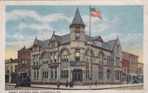 County National Bank , CLEARFIELD , Pennsylvania , 00-10s
