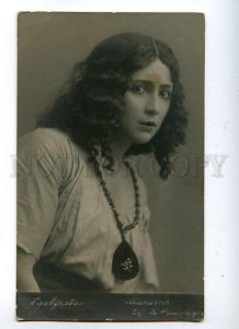 129944 GUKOVA Famous Russian OPERA Star MIGNON Vintage PHOTO