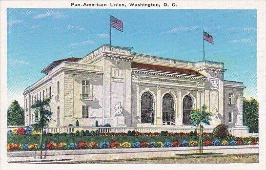 Pan American Union Washington DC