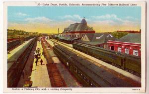 Union Depot, Pueblo CO