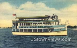 Seven Seas Dreamboat Miami FL Unused