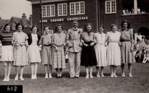 John Grooms Crippleage Hospital London Disabled Flower Girls Society Old Post...