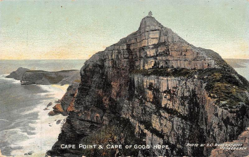 South Africa Cape Point & Cape of Good Hope