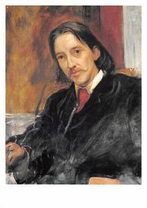 Robert Louis Stevenson - Sir William Blake Richmond