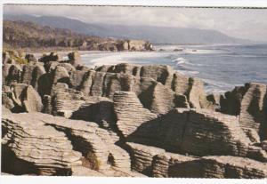 Pancake Rocks, Punakaiki, West Coast, New Zealand, 40-60s
