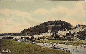 LLANDILO (Llandeilo Fawr) , Carmarthenshire, Wales, 00-10s ; Panorama