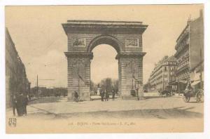 Porte Guillaume, Dijon (Côte-d'Or), France, 1900-1910s