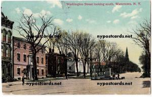 Washington St., Watertown NY