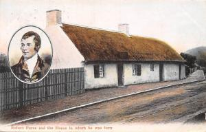 Scotland Robert Burns and the House in which he was born, Cottage 1905