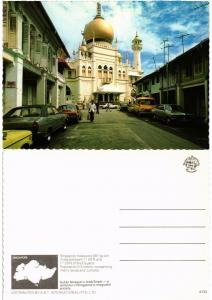 CPM  Singapore - Sultan Mosque in Arab Street  (694658)