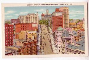 State St. Albany NY