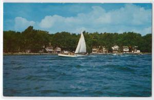 Boating on Conesus Lake NY