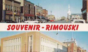 RIMOUSKI , Quebec , Canada,  50-60s