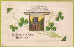 Saint Patrick's Day With Muckross Abbey 1916