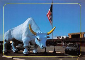 Babe the Blue Ox - Brainerd, Minnesota