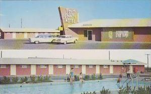 Texas Pecos Town And Country Motel