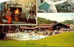 Tennessee Gatlinburg Brookside Motel and Cottages