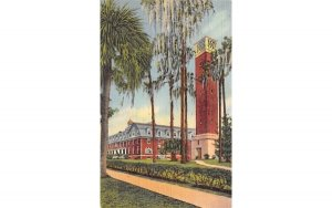 Chaudoin Hall and Hulley Tower De Land, Florida
