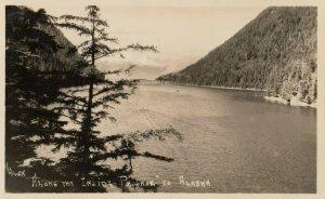 RP: Inside Passage , Alaska , 1910-20s