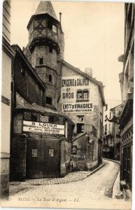CPA BLOIS-La Tour d'Argent (189239)