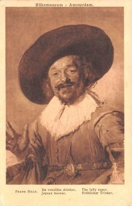 Frans Hals, Jolly Toper Norway Unused