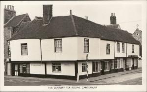 Canterbury 11th Century Tea Rooms UK