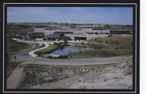 Tyrrell Museum of Palaeontology, Drumheller, Alberta, Canada, 50-70s