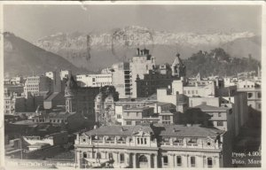 RP; SANTIAGO, Chile, 1954; Vista Partial