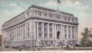 New York City U S Custom House