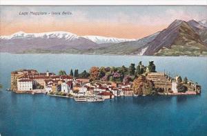 Italy Lago Maggiore Isola Bella