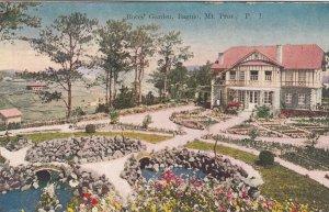 PHILIPPINES, 00-10s ; Roce's Garden , BAGNIO , Mt. Prov.