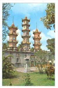 Kaiyuan Temple , Tainan , Taiwan, 40-60s