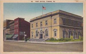 Pennsylvania Tyrone Post Office