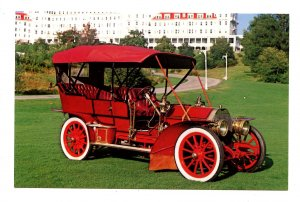 1905 F-I-A-T Model GO 4-cylinder Chain Drive Touring Car