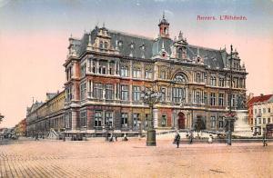 Anvers Belgium, Belgique, Belgie, Belgien L'Athenee Anvers L'Athenee