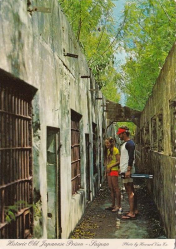 Saipan Historic Old Japanese Prison
