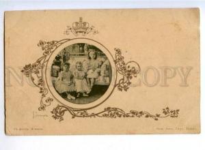 178184 RUSSIA Samokish Grand Duchesses vintage St. Eugenie #71