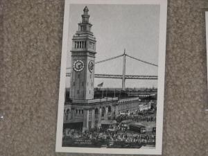 Ferry Bldg., San Francisco, Unused