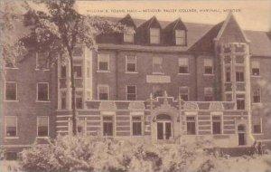 Missouri Marshall William B Young Hall Missouri Valley College Artvue