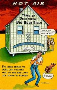 Political Humour Ronald Reagan Hot Air