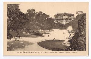 Elysee Park Hotel Paris Litho