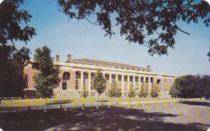 Virginia Lexington Doremus Memorial Gymnasium Washington and Lee University
