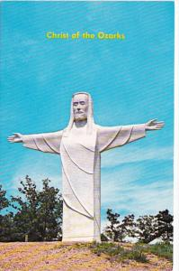 Arkansas Eureka Springs Christ Of The Ozarks Statue