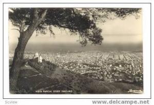 RP: Tibidabo hill overlooking Barcelona, Spain, 10-20s