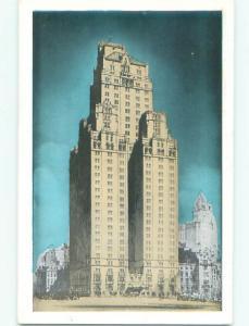 Pre-1980 THE WARWICK HOTEL New York City NY W5316