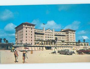 Unused Pre-1980 HOTEL SCENE Daytona Beach Florida FL B0838